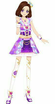 Magical Purple Coord