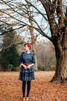 The Clothes Horse: Sunday Remix: Brocade Dress Three Ways