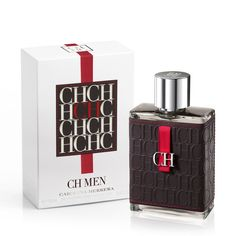 """CH for Men"" de Carolina Herrera"