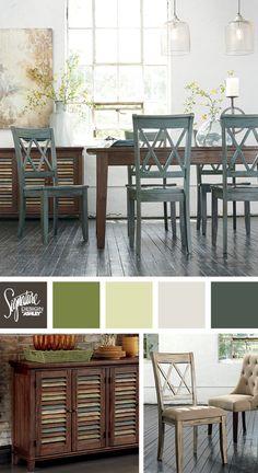 Genial Dining Rooms   Dining Room Furniture   Mestler Dining Room   Ashley  Furniture