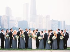 first look photos, chicago wedding, vintage wedding dress, lace wedding dress, photos by @taylorlord | thefoxandshe.com