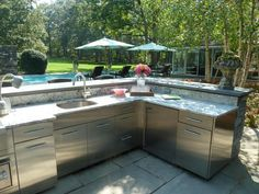 Make It Simple, Summertime, Deck, Gardens, Outdoors, Patio, Detail, Easy, Kitchen