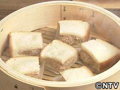 食パンの肉まん