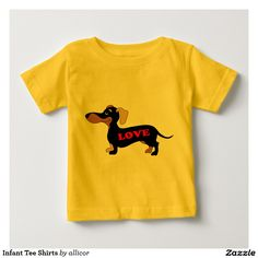 Infant Tee Shirts