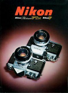 Nikon Camera Accessories For Camera Rig, Leica Camera, Film Camera, Camera Lens, 35mm Film, Old Cameras, Vintage Cameras, Nikon Cameras, Nikon 35mm