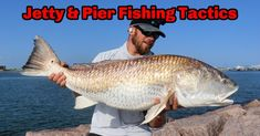 How To Catch Tons Of Fish On Piers & Jetties (Tips, Tricks, & Mistakes) Best Fishing, Fishing Tips, Spanish Mackerel, Only In Texas, Fishing Videos, Red Fish, Saltwater Fishing, Trip Planning, Mistakes