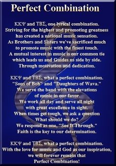 I absolutely LOVE this! MLITB <3 Total Sorority Move, Kappa Kappa Psi, Sorority Life, Color Guard, Great Bands, Fraternity, College Life, Bond, Poems