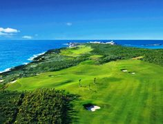 A golfer's dream... Winding Bay, #Abacos