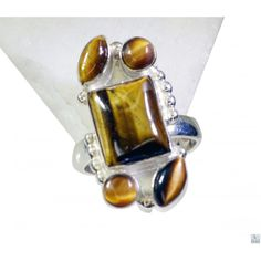 S Jewelry Shop. Pine Lake Aquarius German Jewelry Silver Wholesale In The Long Run Wo Silver Promise Rings, Sterling Silver Rings, Jewelry Shop, Jewelry Rings, Silver Jewellery Uk, Brown Rings, Tiger Eye Jewelry, Tigers Eye Gemstone, Ring Earrings