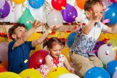 Kindergeburtstag: Spiele für Kinder
