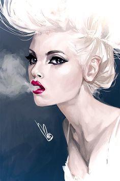 Art by Mel Milton *
