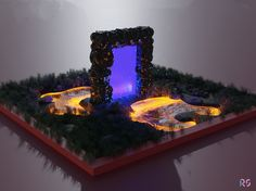 Images Minecraft, Minecraft Tips, Minecraft Designs, Portal Design, Car Posters, Alien Logo, Funny Animals, Cube, Aquarium