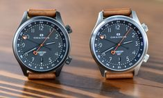 Oak and Oscar Sandford GMT Watch Announced