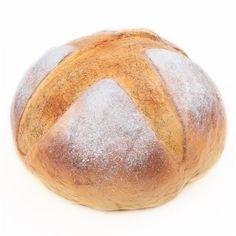 cute big brown crusty butter bun bread scented squishy by Puni Maru 3