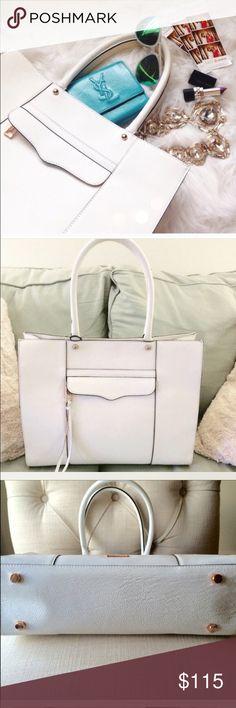 Selling this Rebecca Minkoff | medium MAB tote on Poshmark! My username is: bernpros8. #shopmycloset #poshmark #fashion #shopping #style #forsale #Rebecca Minkoff #Handbags