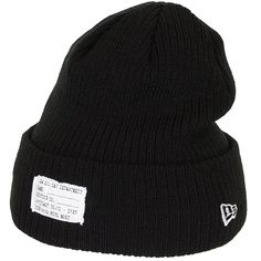 New Era ID Patch Beanie schwarz ★★★★★