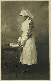 Nurse Annie Dewsbury