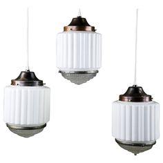Designer lighting Art Deco Jelly mould Reading light