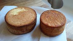 Det  första jag gör när jag bestämmer mig för att baka en tårta är att baka  tårtbotten. När det gäller klassiska tårtor väljer jag utan...