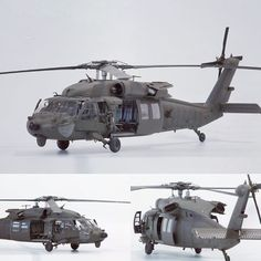 Black Hawk Helicopter, Attack Helicopter, Military Helicopter, Military Aircraft, Plastic Model Kits, Plastic Models, Model Warships, Military Action Figures, Military Modelling