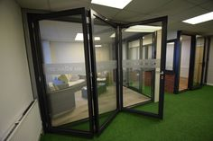 Visit the Lite Haus UK showroom in Coventry to see our high-quality range of bifolding doors, sliding doors and windows