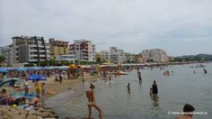 Plaża w Durrës (Durrës beach)