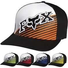 2013 Fox Racing Counteractive Flexfit Casual Motocross MX Apparel Cap Hats