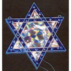Hanukkah Decorations Out Door Lights - Bing Images