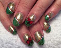 Shuens Christmas nails