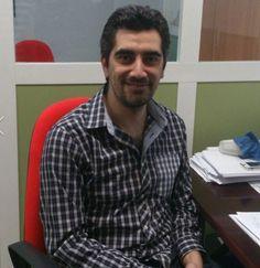 Hoy celebramos el cumpleaños de nuestro compañero, del departamento de informática, José Luis. ¡Feliz cumpleaños!
