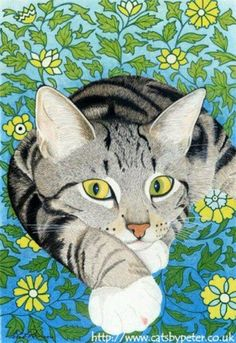Cute paws, I haz 'em cat art. Cute paws I haz 'em – Tabby Cat – Ideas of Tabby Cat – cat art. Cute paws I haz 'em The post cat art. Cute paws I haz 'em appeared first on Cat Gig. I Love Cats, Crazy Cats, Cute Cats, Funny Cats, Image Chat, Art Carte, Gatos Cats, Cat Quilt, Here Kitty Kitty