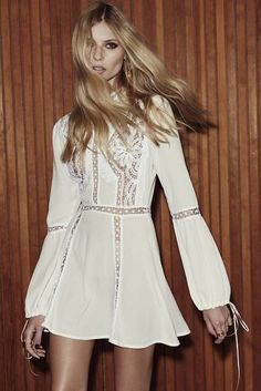 Winter white: our favorite nigh out pieces