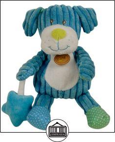 Babynat - Doudous et Peluches - Pantin d'activités - Hochet bébé - Doudou Chien bleu - Velours - 25 cm  ✿ Regalos para recién nacidos - Bebes ✿ ▬► Ver oferta: http://comprar.io/goto/B00ILV8J6W
