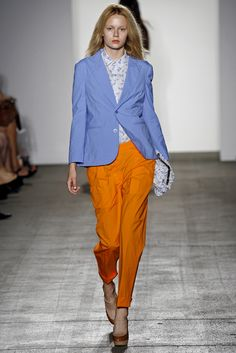 Karen Walker   Spring 2011 Ready-to-Wear Collection   Style.com