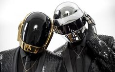 DAFT PUNK electronic house electro mask robot sci-fi (52) wallpaper background
