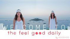Looking for a community focused on sharing stories and videos that make you feel good? You've found your place. The Feel Good Daily is a place to be taught a healing meditation for your heart, to learn how to launch a company that's both profitable and socially conscious, to be inspired by content that uplifts and empowers. It's also so much more.