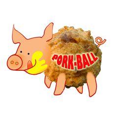 PorkBall adalah produk frozen food yang berupa bakwan babi siap saji. Bergizi dan cocok untuk dikonsumsi oleh keluarga.
