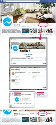 Facebook Pages For Places Getting Review Buttons