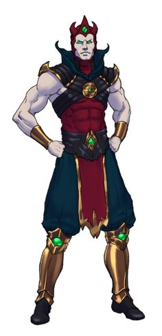 Shinnok 2019 by Jiggeh on DeviantArt Mortal Kombat Video Game, Mortal Kombat 2, Character Concept, Character Design, Tomb Raider Cosplay, D D Characters, Comic Games, Gurren Lagann, Cultura Pop