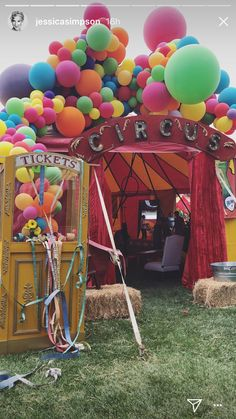 Jessica Simpson's Daughter Maxwell Turns 6 with <em>The Greatest Showman</em>-Themed Birthday Party