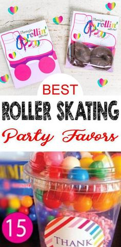 Roller Skating Party Favor Ideas 9c568a9248b85