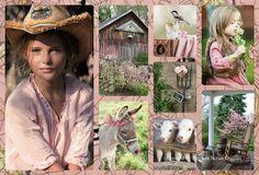 ❧ Collages de photos ❧ '' Country Charm '' by Reyhan Seran Dursun