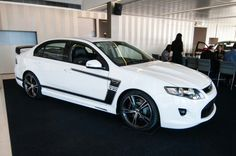Australian Ford FPV GT! I want this V8 power...