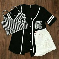 Party Outfit Black And White Teen Fashion Super Ideas Teen Fashion Outfits, Edgy Outfits, Swag Outfits, Retro Outfits, Outfits For Teens, Fashion Fashion, Mod Outfits, Preteen Fashion, Party Outfits