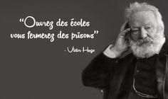 Top 14 des plus belles citations de Victor Hugo, vous dormirez moins bête…