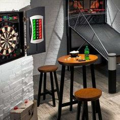 Man Cave: The Game Room Every Guy Wants.
