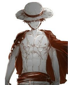 Find images and videos about anime, one piece and luffy on We Heart It - the app to get lost in what you love. One Piece Manga, One Piece Figure, One Piece ルフィ, 0ne Piece, One Piece Luffy, Manga Anime, Comic Manga, Anime Guys, Hot Anime