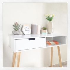 @scandi_styler got her hands on a New Kmart hallway side table. It looks so great and I can also spot one of the new cute #hexagon frame that I also picked up from Kmart. @scandi_styler it looks lovely and thanks for tagging @get_inspired on your image so I could share with others. Xo :) #getinspiredshare #homeinspiration #homeinspo #kmartstyling #kmartaus #kmartaustralia #living #instahome #decorate #interiordesign #styling #interiordesigning #style #interiorstyling @get_inspired