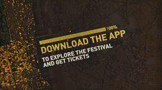 Tribeca Film Festival on Behance