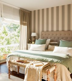Comfortable Apartment in Spain, design, décor, interior, Spain, apartment, cozy, light, bedroom